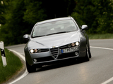 Alfa Romeo 159 939A (2008–2011) wallpapers