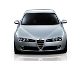 Images of Alfa Romeo 159 3.2 JTS Q4 939A (2005–2008)