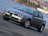 Images of Alfa Romeo 159 2.4 JTDm AU-spec 939A (2006–2008)