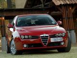 Images of Alfa Romeo 159 ZA-spec 939A (2006–2008)