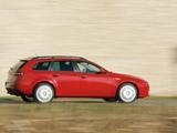 Images of Alfa Romeo 159 Sportwagon 939B (2006–2008)