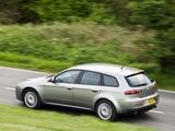 Images of Alfa Romeo 159 Sportwagon 2.2 JTS UK-spec 939B (2006–2008)
