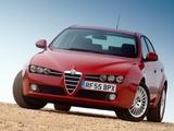 Images of Alfa Romeo 159 1.9 JTDm UK-spec 939A (2006–2008)