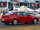 Images of Alfa Romeo 159 2.2 JTS AU-spec 939A (2006–2008)