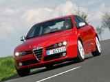 Images of Alfa Romeo 159 Ti 939A (2007–2008)