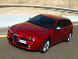 Images of Alfa Romeo 159 Sportwagon Ti 939B (2008–2011)
