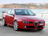 Images of Alfa Romeo 159 Ti AU-spec 939A (2008–2011)