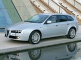Photos of Alfa Romeo 159 Sportwagon 939B (2006–2008)
