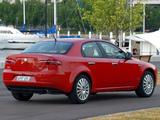 Photos of Alfa Romeo 159 2.2 JTS AU-spec 939A (2006–2008)