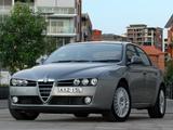 Photos of Alfa Romeo 159 2.4 JTDm AU-spec 939A (2006–2008)