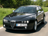 Photos of Alfa Romeo 159 Sportwagon Ti 939B (2007–2008)