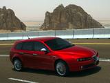 Photos of Alfa Romeo 159 Sportwagon Ti 939B (2008–2011)