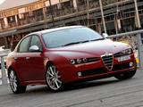 Photos of Alfa Romeo 159 Ti AU-spec 939A (2008–2011)