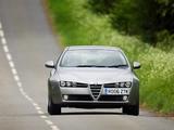 Pictures of Alfa Romeo 159 Sportwagon 2.2 JTS UK-spec 939B (2006–2008)