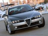 Pictures of Alfa Romeo 159 2.4 JTDm AU-spec 939A (2006–2008)