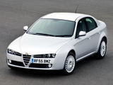 Pictures of Alfa Romeo 159 2.4 JTDm UK-spec 939A (2006–2008)
