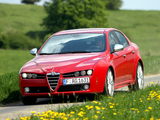Pictures of Alfa Romeo 159 Ti 939A (2007–2008)