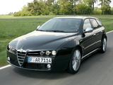 Pictures of Alfa Romeo 159 Sportwagon Ti 939B (2007–2008)