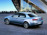 Pictures of Alfa Romeo 159 3.2 JTS Q4 939A (2005–2008)