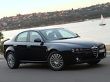 Pictures of Alfa Romeo 159 2.2 JTS AU-spec 939A (2006–2008)