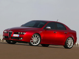 Alfa Romeo 159 Ti 939A (2008–2011) wallpapers