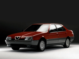Alfa Romeo 164 (1987–1992) wallpapers