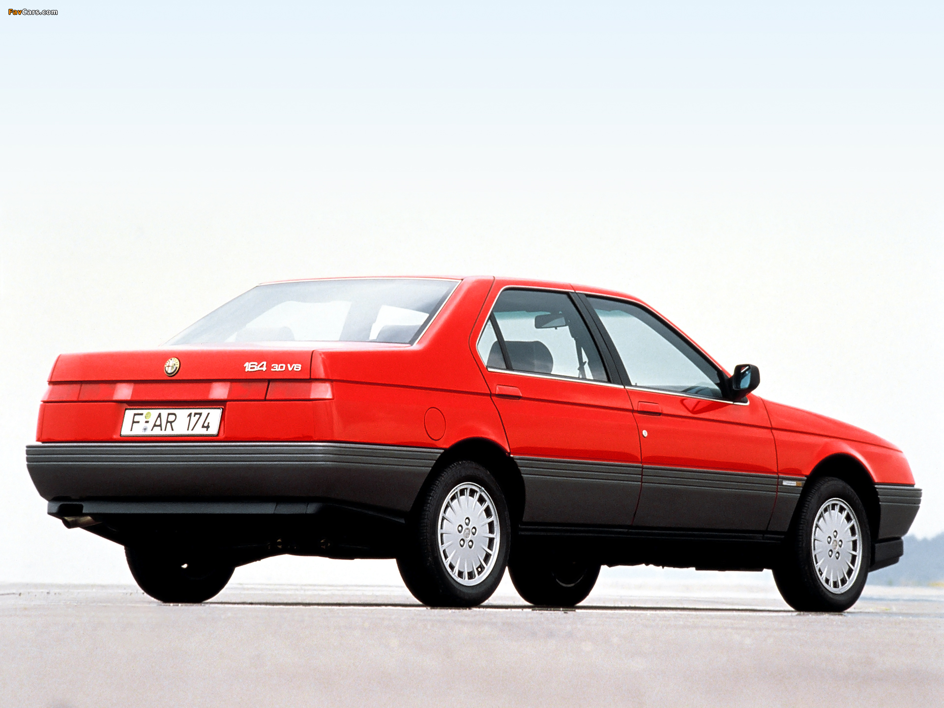 Alfa Romeo 164 1987 1992 Wallpapers 1920x1440