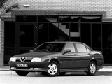 Alfa Romeo 164 Cloverleaf (1990–1992) wallpapers