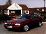 Alfa Romeo 164 Super UK-spec (1992–1997) wallpapers