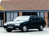 Images of Alfa Romeo 164 UK-spec (1992–1994)
