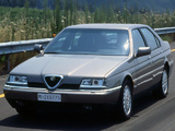 Images of Alfa Romeo 164 Super (1992–1997)