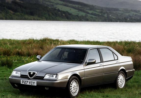 Images Of Alfa Romeo 164 Super Uk Spec 19921997