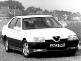 Images of Alfa Romeo 164 Cloverleaf (1990–1992)