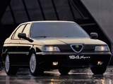 Photos of Alfa Romeo 164 Super (1992–1997)
