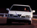 Photos of Alfa Romeo 164 US-spec (1993–1995)