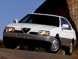 Photos of Alfa Romeo 164 US-spec (1993–1995)