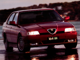 Photos of Alfa Romeo 164 Q4 (1994–1997)