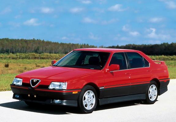 Pictures Of Alfa Romeo 164 S  1990 U20131993