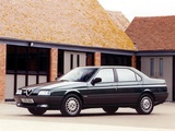 Alfa Romeo 164 UK-spec (1992–1994) wallpapers