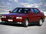 Alfa Romeo 164 Q4 (1994–1997) wallpapers