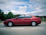 Alfa Romeo 166 936 (1998–2003) photos