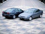 Alfa Romeo 166 936 (1998–2003) wallpapers