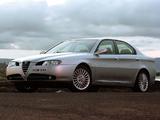 Alfa Romeo 166 AU-spec 936 (2003–2005) images