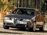 Alfa Romeo 166 936 (2003–2007) images