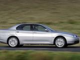 Alfa Romeo 166 Ti UK-spec (936) 2004–2005 pictures