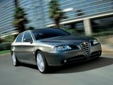 Alfa Romeo 166 936 (2003–2007) wallpapers