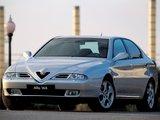 Images of Alfa Romeo 166 936 (1998–2003)
