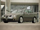 Images of Alfa Romeo 166 936 (2003–2007)