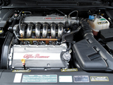 Photos of Alfa Romeo 166 936 (2003–2007)