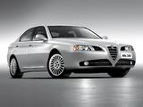 Pictures of Alfa Romeo 166 936 (2003–2007)